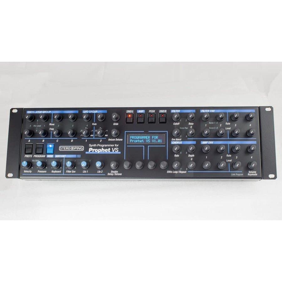 Stereoping Synth Programmer for Prophet VS