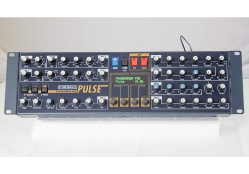 Stereoping Synth Programmer for Waldorf Pulse