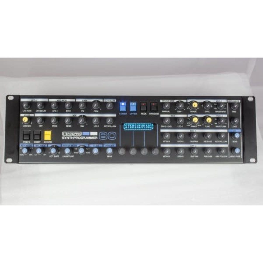 Stereoping Synth Programmer for Roland MKS-80
