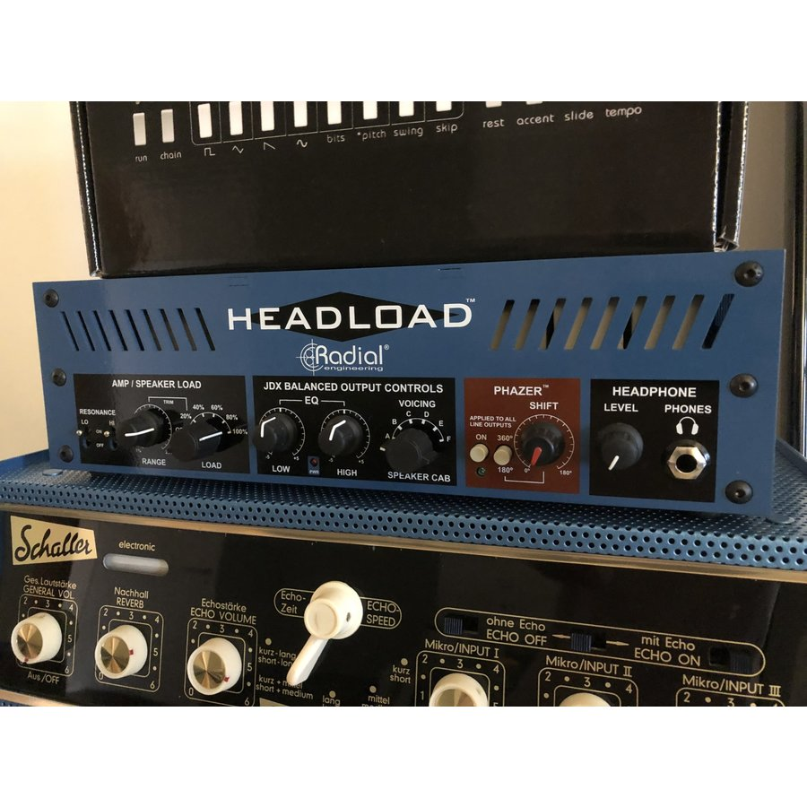 Radial Headload (4ohm) (USED)