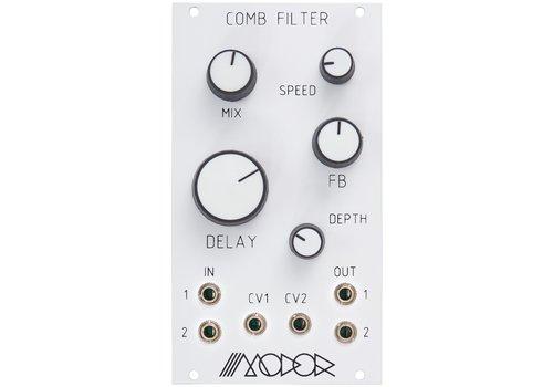 Modor Music Comb Filter for Eurorack