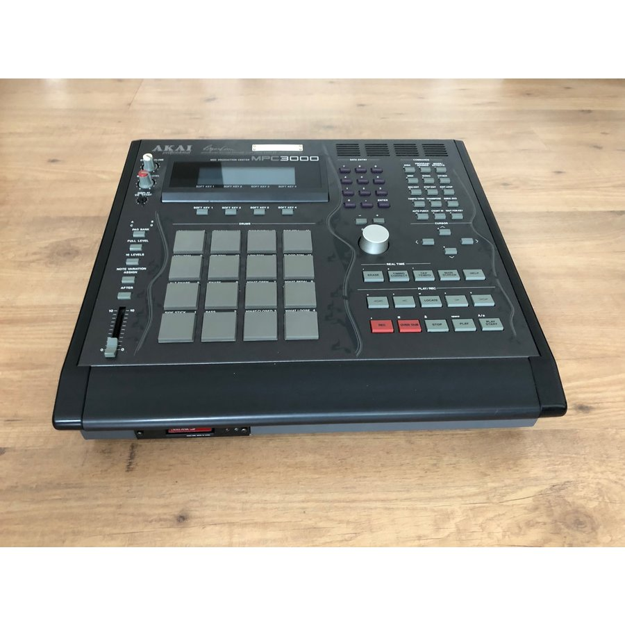Akai MPC-3000 Limited Edition
