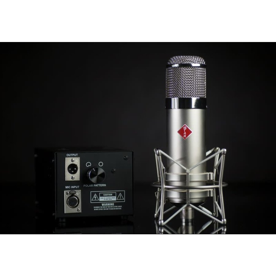 Stam Audio SA-47 Tube Studio Microphone
