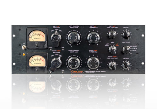 Stam Audio StamChild SA-670 – Analog Tube Compressor