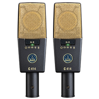 AKG C414 XLII Matched Stereo Pair