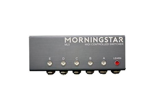 Morningstar Engineering - ML5 MIDI-Controllable looper