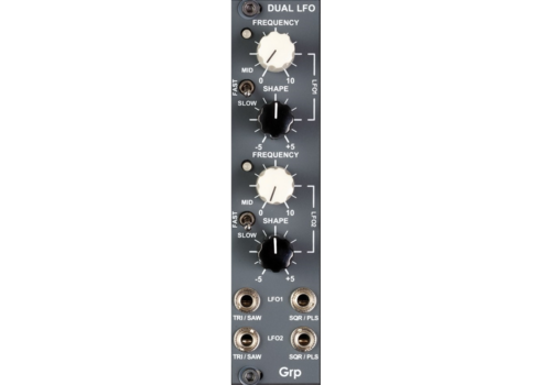Grp Synthesizer Dual LFO