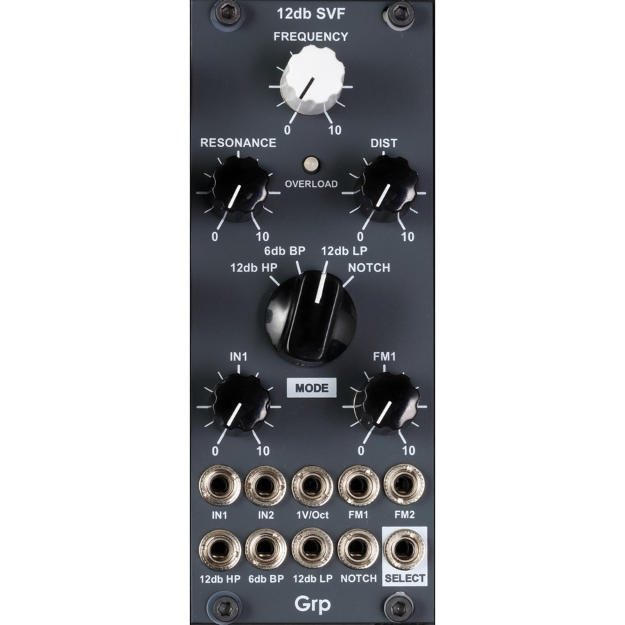 Grp Synthesizer 12db SVF