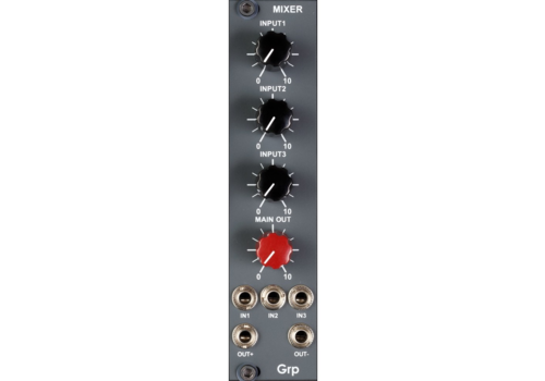 Grp Synthesizer Mixer