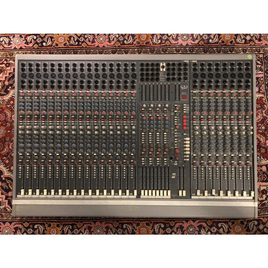 Allen & Heath GS3 24 Channel Mixer / 8 Groups (incl. Power supply)