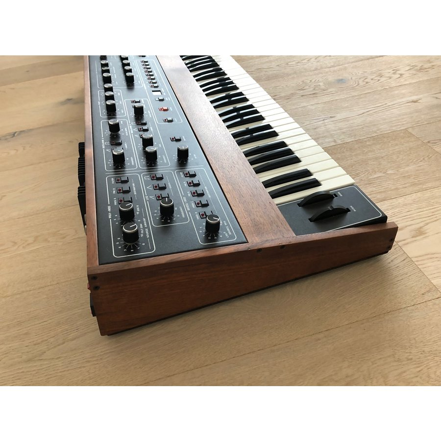 Sequential Circuits Prophet 5