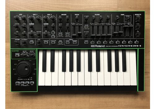 Roland System-1 (USED - Mint & Boxed)