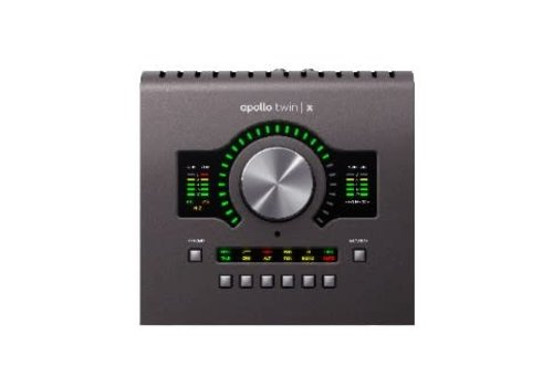 Universal Audio Apollo Twin X - QUAD