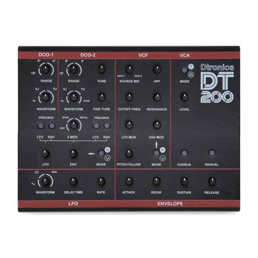 DTronics DT-200 MK3