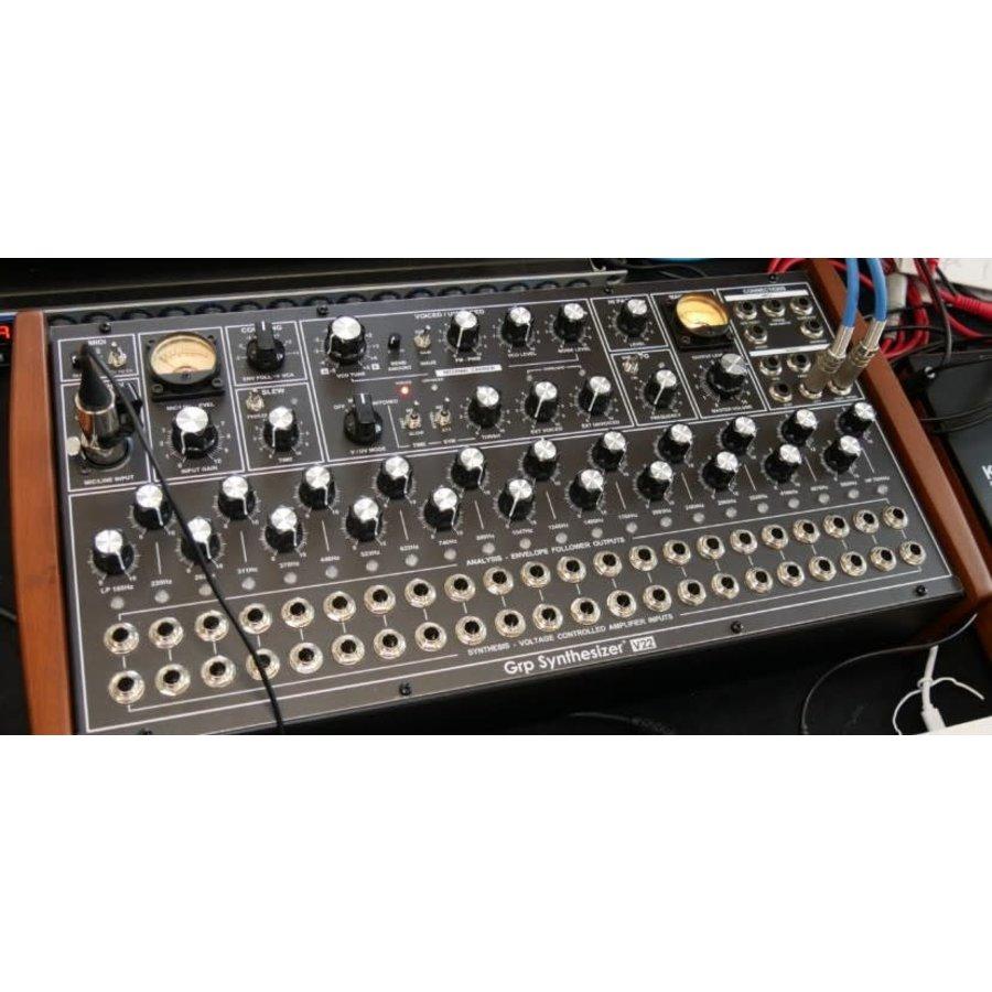 GRP Synthesizer V22 Analog Vocoder (PRE-ORDER)