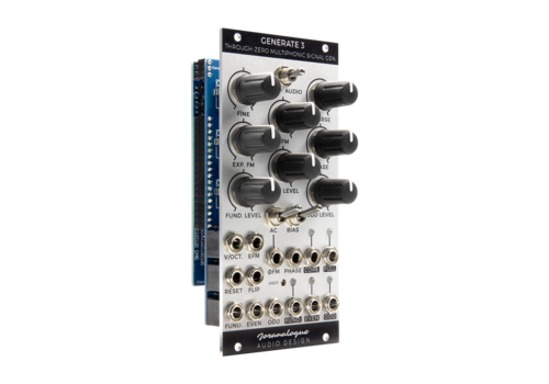 Joranalogue Generate 3 Through-Zero Multiphonic Signal Generator