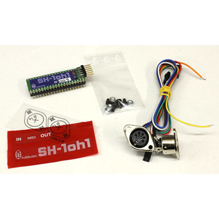 Tubbutec SH-1oh1