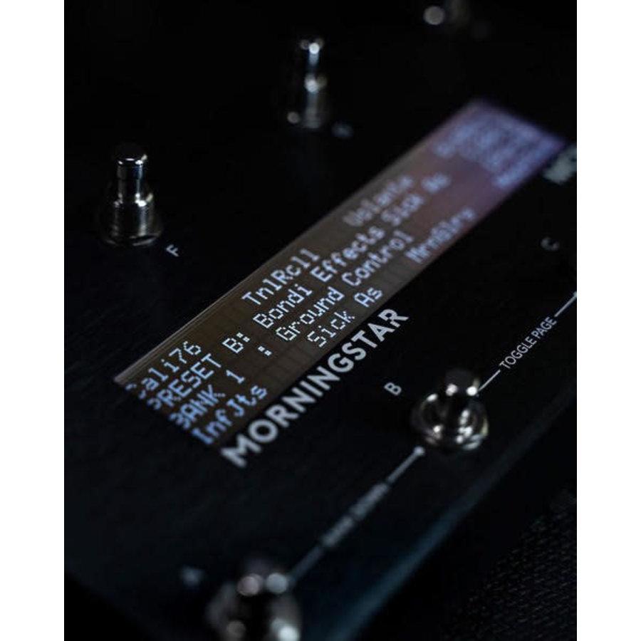 Morningstar Engineering - MC8 Midi Controller