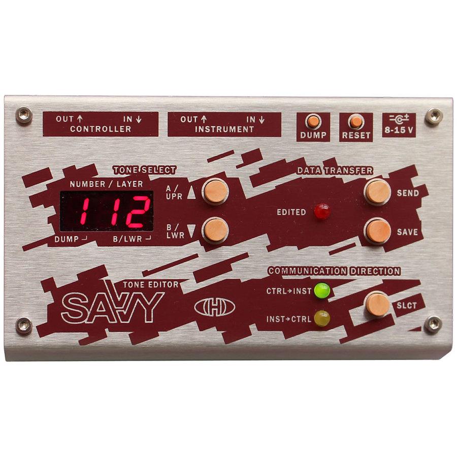 CHD SAVVY: Tone Parameters Editor & Controller