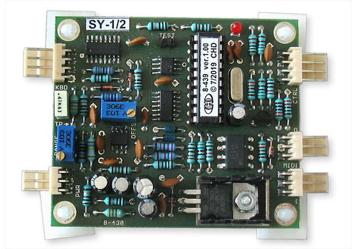 CHD SY2-KBD: Yamaha SY-2 (SY-1) MIDI Interface