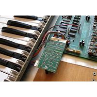 CHD JU6-KBD: Roland Juno-6 / Juno-60 MIDI Interface