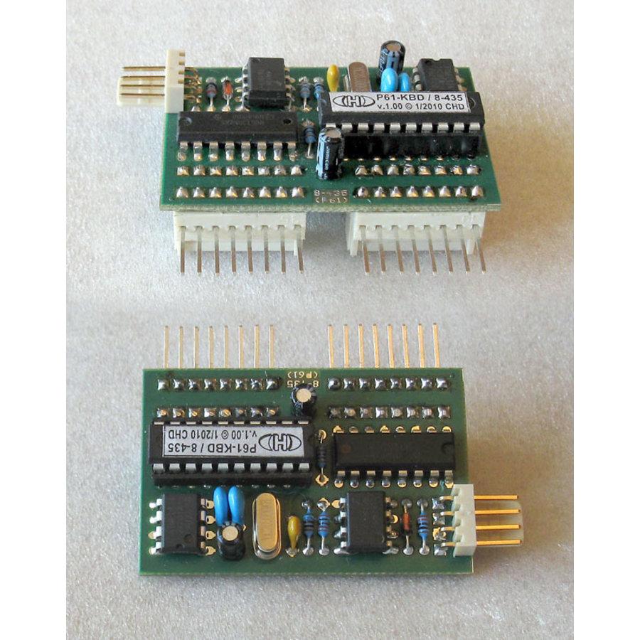 CHD P61-KBD: Korg Poly-61 MIDI Interface