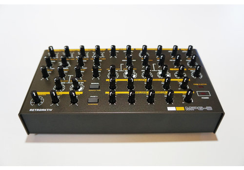 Retroaktiv MPG-8 Programmer for JX-8P, Super JX, and MKS-70