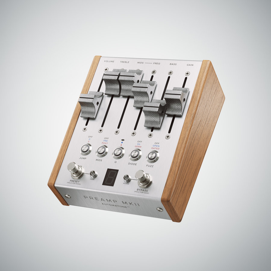 Chase Bliss Audio Preamp MKII Automatone