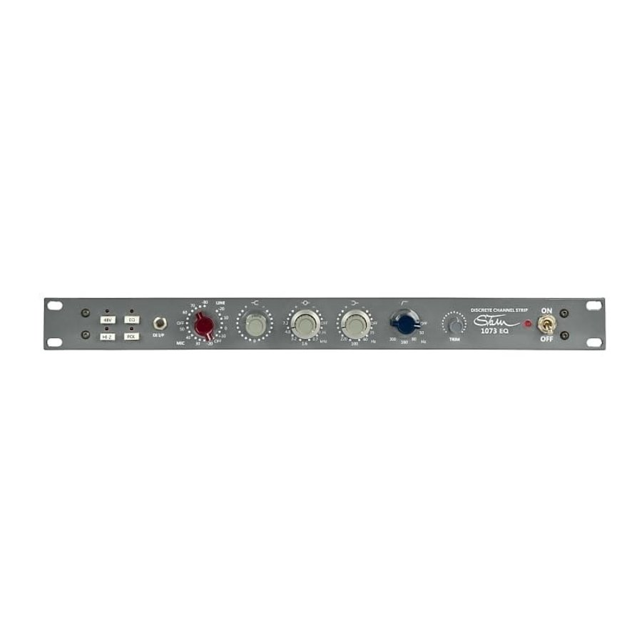 Stam Audio 1073 EQ Sowter N/L (PRE-ORDER)