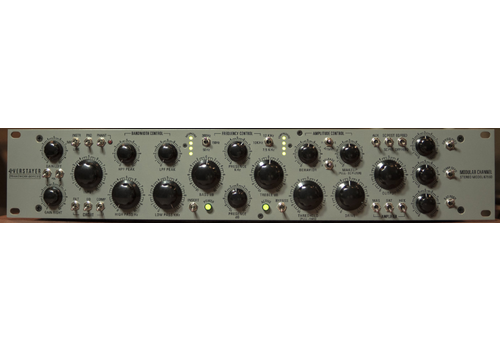Overstayer Modular Channel 8755DM Grey