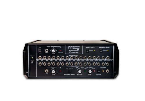 MOOG MUSIC 16 Channel Vocoder