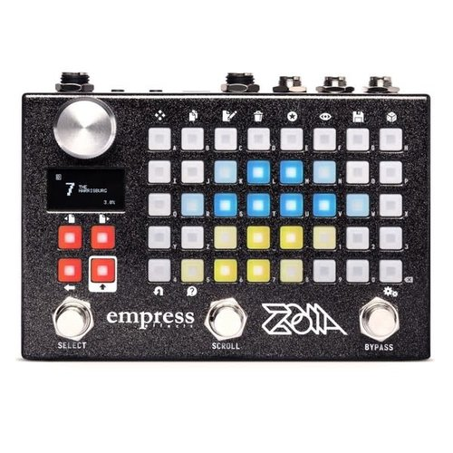 Empress Effects ZOIA Stompbox