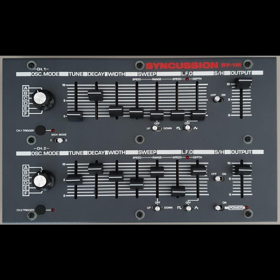 PsyCo X Syncussion SY-1M (Build)