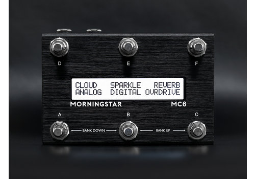 Morningstar Engineering - MC6 Midi Controller MKII