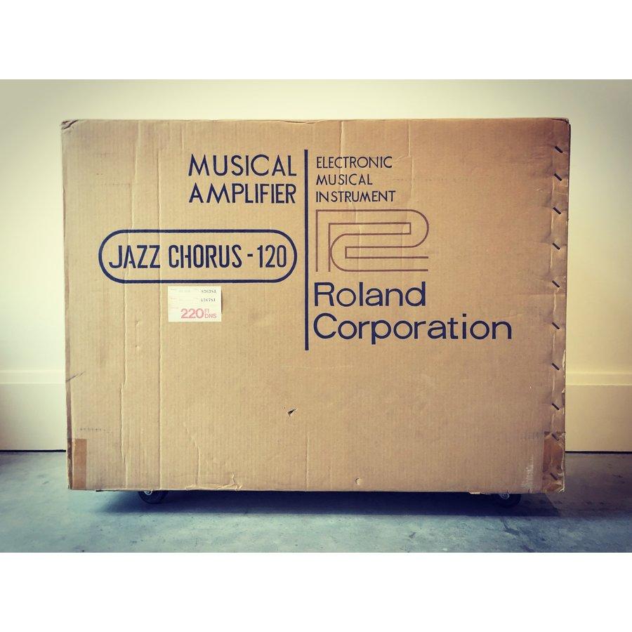 Roland Jazz Chorus 120 Case (NOS)