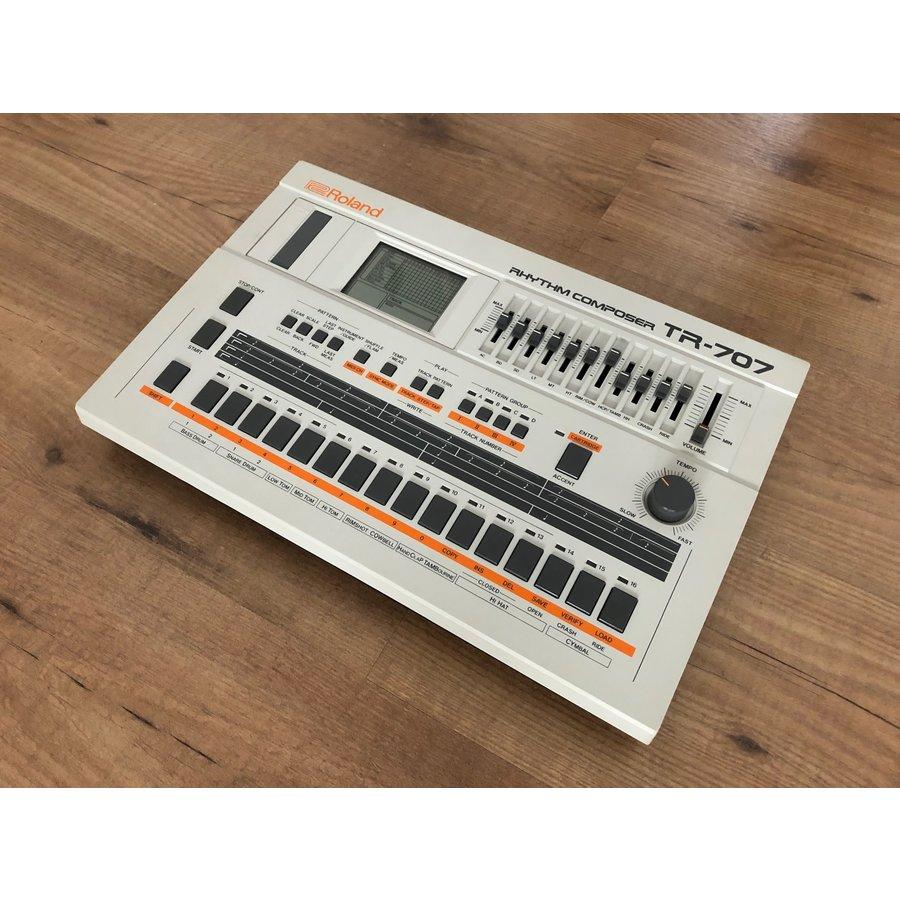 Roland TR-707 (Original Box)