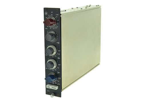 Heritage Audio 80's series modules 1073 Pre/EQ, 3-band + HPF, fixed 12kHz HF