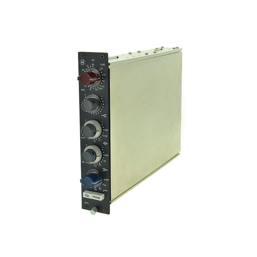 Heritage Audio 80's series modules 1073 Pre/EQ, 3-band + HPF, fixed 12kHz HF