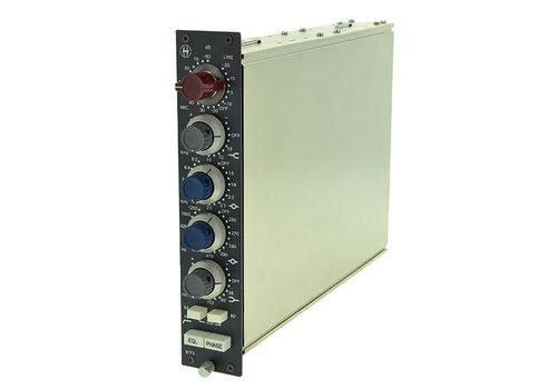 Heritage Audio 80's series modules 8173 Class A Pre/EQ, 1081 EQ + HPF