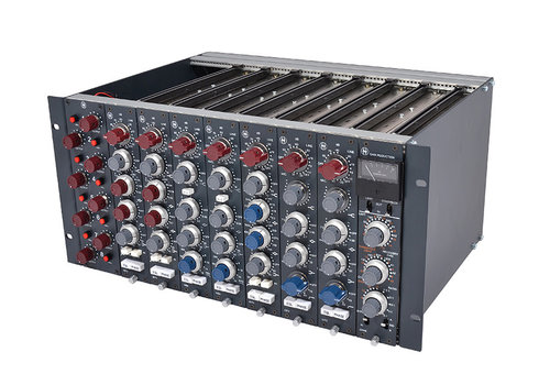 Heritage Audio 80's series modules Frame for 8 80 Series modules incl PSU