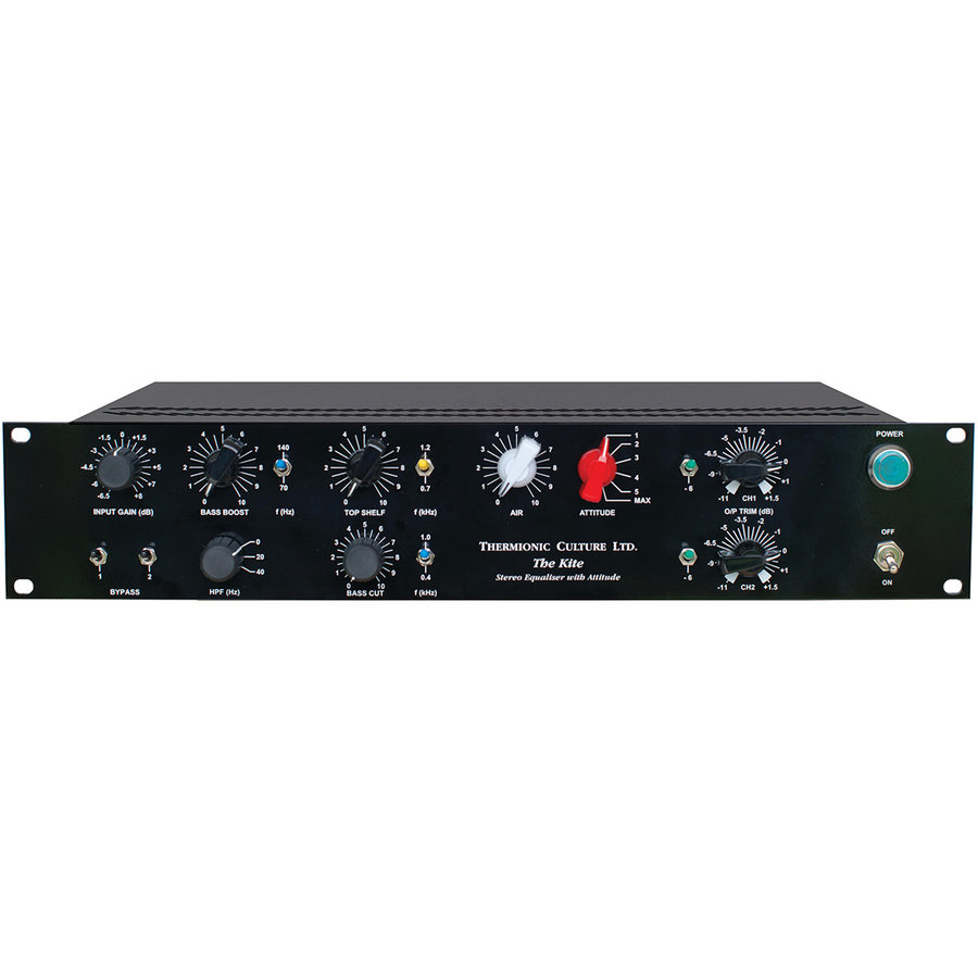 Thermionic Culture The Kite