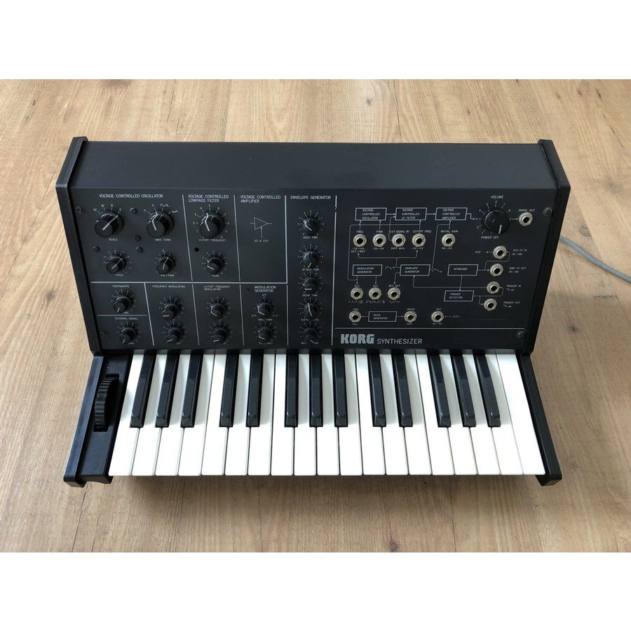 Korg MS-10