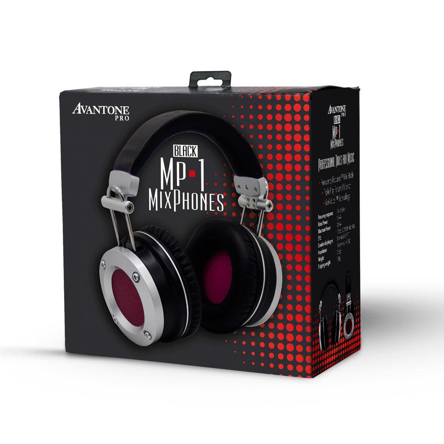 Avantone Mixphones MP-1 (Black)
