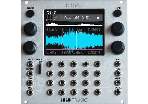 1010Music Bitbox MK2 - 26 HP Sampling Module