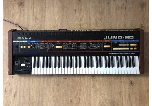 Roland Juno 60 w/ Minerva MIDI