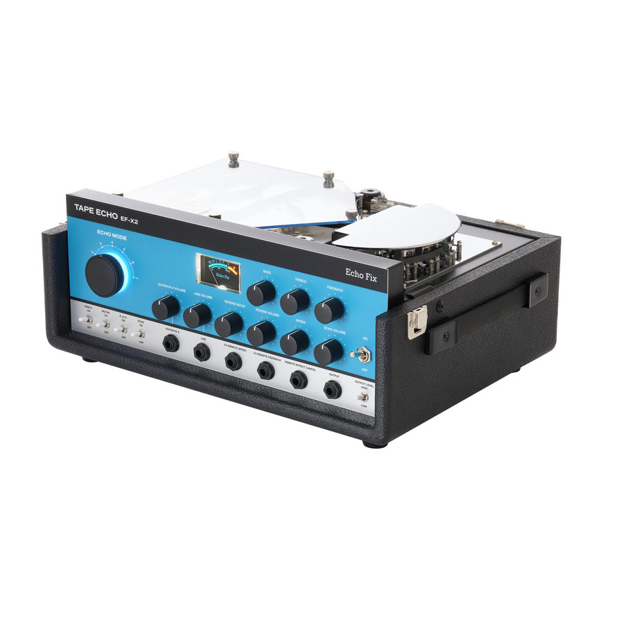 Echo Fix EF-X2 Tape Echo (Spring Reverb version)