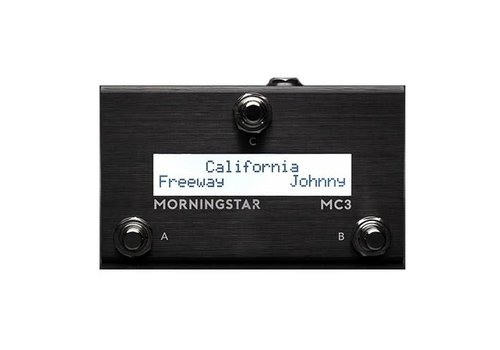 Morningstar MC-3 MIDI Controller
