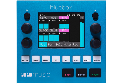 1010 Music Bluebox