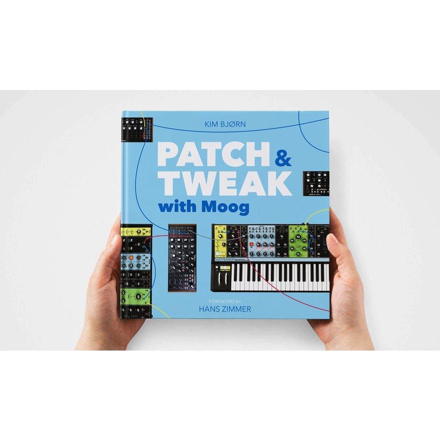 Bjooks - Patch & Tweak with Moog