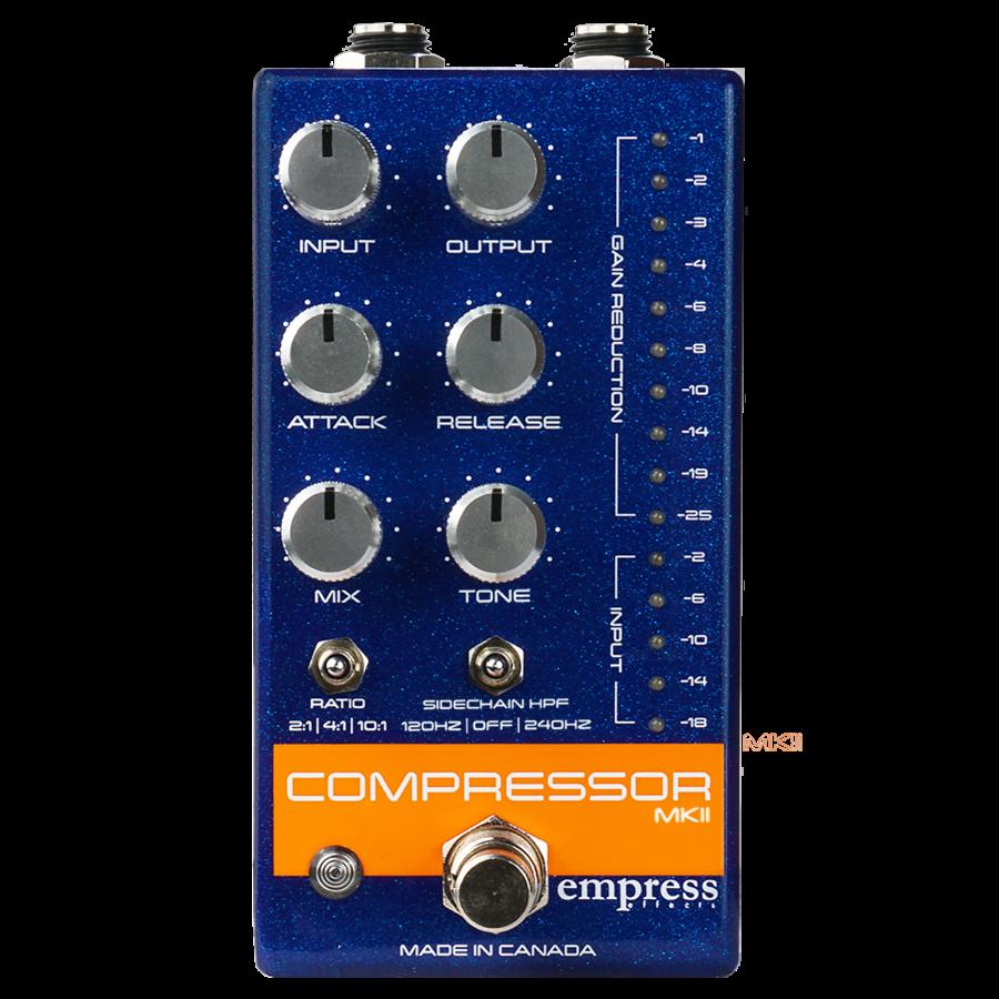 Empress Effects Compressor MKII